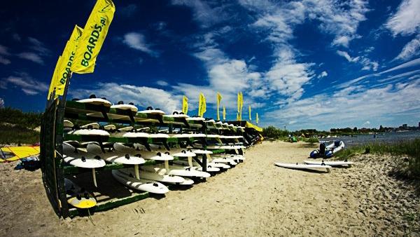 Jastarnia 2021 – obóz Windsurfingowy & KITE